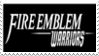 Fire Emblem Warriors Stamp by laprasking