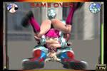 Super Katie Defeated via The Crippler! by DesertLion3D