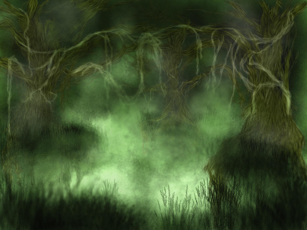 Eerie Swamp