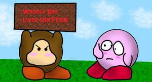Waddle dee lives matter by kingofthedededes73