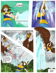 Legonia manga V3 page 129 by kingofthedededes73