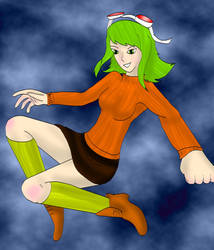 Air Gumi by kingofthedededes73