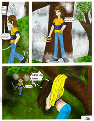 Legonia manga V3 page 136 by kingofthedededes73