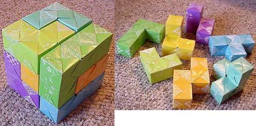 Soma Cube by frazeocity