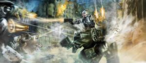 Robocop BA by LeonardoEnrique