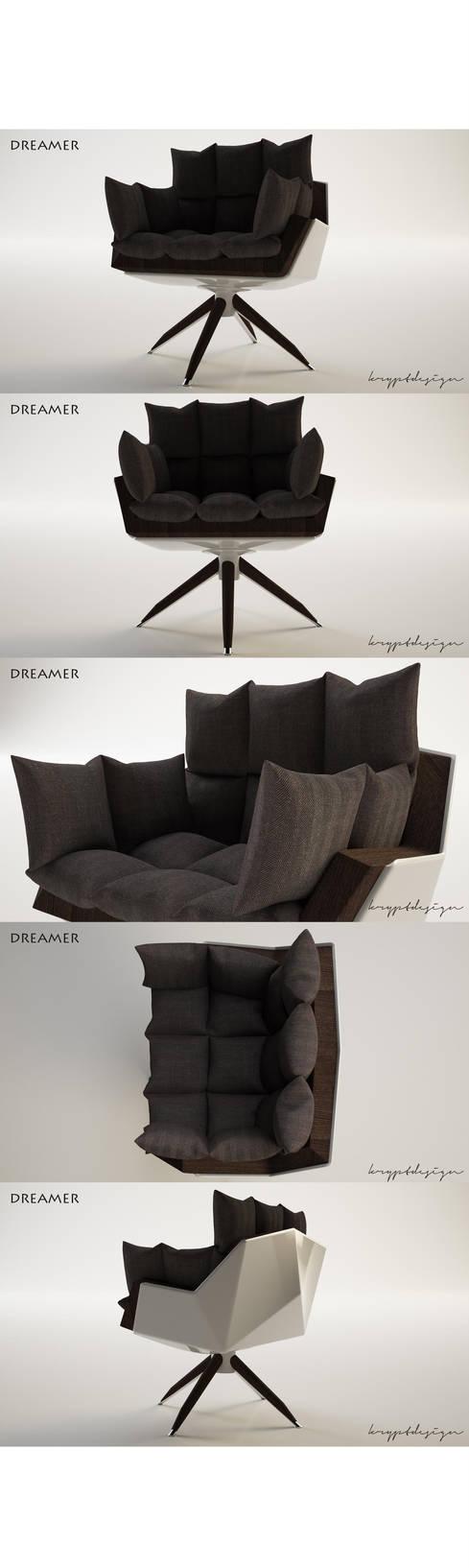 DREAMER presentation by KRYPT06