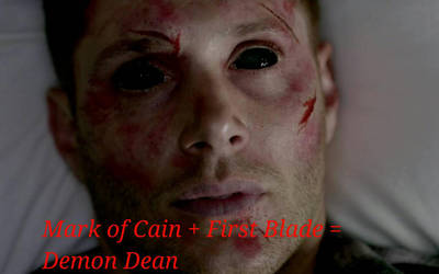 demon dean by hgsmith98