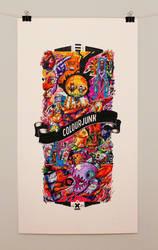 ColourJunk by Mc-Johnstable