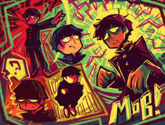 Mob A Friend by Slitherbot