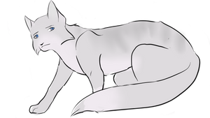 Lavenderheart ( Warrior Cats OC ) by Jakotaha