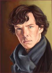 Sherlock by ladunya