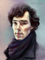 Yes. Sherlock) by ladunya