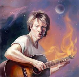 Jon Bon Jovi by ladunya