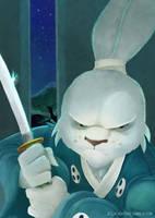 Usagi. Yojimbo. by Shenanigirl83