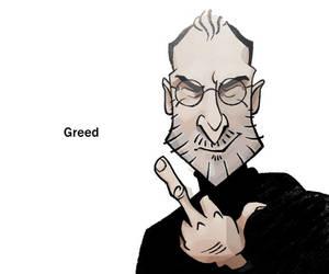 Steve Jobs by WonderDookie