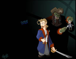 Voodoo Duel by WonderDookie