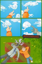 Cloud Gazers by WonderDookie