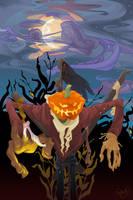 Jack O' The Shadows by WonderDookie