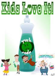 Yuck Soda by WonderDookie