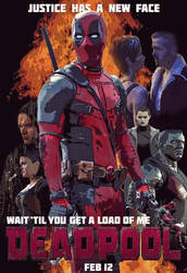 Deadpool Poster by PluemKP
