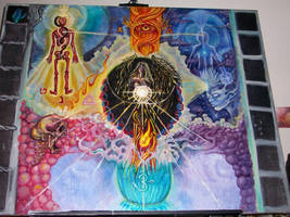 Kundalini 'unfinished' by Vibraven333