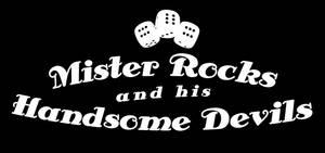 Mister Rocks T-shirt by jodroboxes