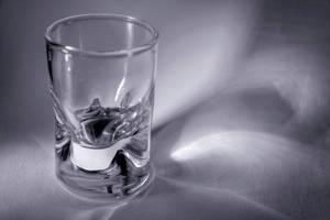 Shot Glass by jodroboxes