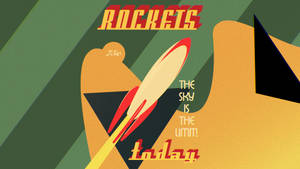 ROCKETS today HD WALLPAPER by jodroboxes