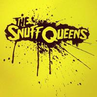 the Snuff Queens logo artwork by jodroboxes