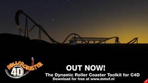 RollerCoaster 4D - OUT NOW! by jodroboxes