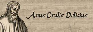 Anus Oralis Delicius by jodroboxes