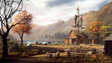 Farm! by AlexJJessup