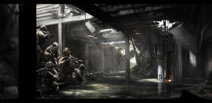 Search Team by AlexJJessup