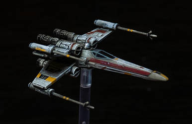 Xwing3 by AlexJJessup