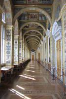 Halls of the Hermitage by DevastationStudios