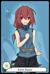 Cyrnia: Karin Razea by Winyumi