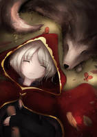 Lone Wolf by Winyumi