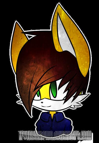 Am I Cute..? Carlos The Fox Gift - By Trytostahpme by Jigglyking20