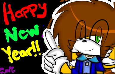 ~.:Happy New Year!! - 2016 :.~ by Jigglyking20