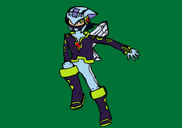 Chrono X Fanwork, Color variation by Chaos-Agito
