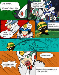 When April 1st came for XOver.. by Chaos-Agito