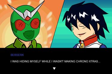 CX Strange Reunion (Parody) by Chaos-Agito