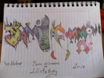 finish art by fueguito