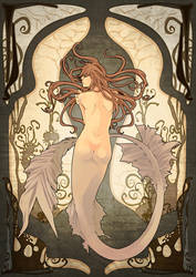 Mermaid by miyu-chan