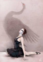 Black Swan by miyu-chan