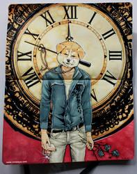 Just a little late by miyu-chan