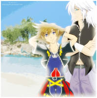 .:KH:One more journey for us:. by Dgylia