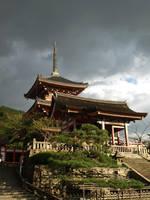 Kyomizu-dera by Ri-sa