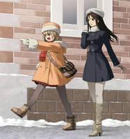 Winter is Coming! by ShinobuHyatt