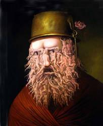 L'homme au chaudron by amartinsdebarros